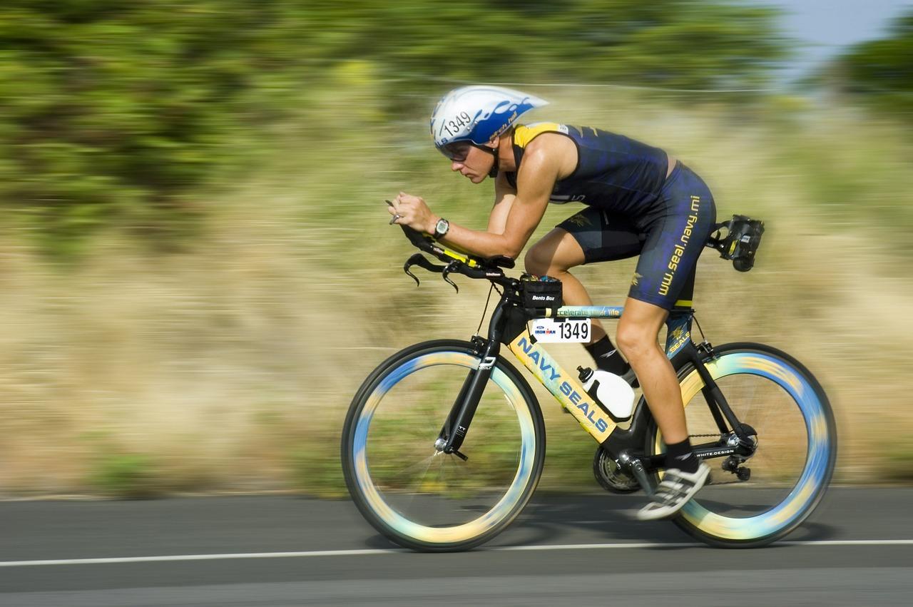 triathalon ciclista