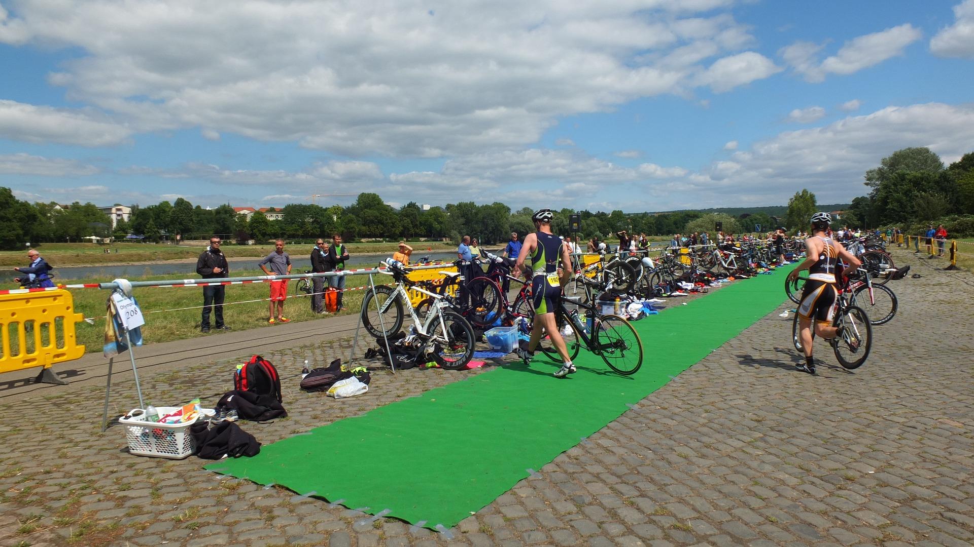 Triatlón: Un deporte para los ciclistas más atrevidos